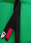 Jujitsu Black Belt-1 3/4